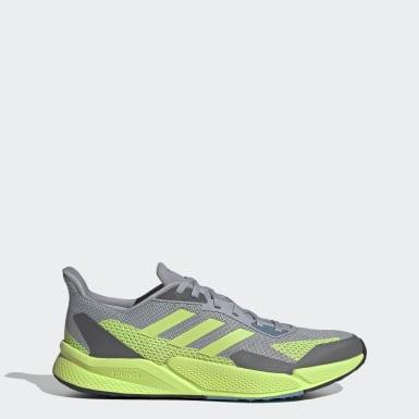 Men Running Grey X9000L2 Shoes