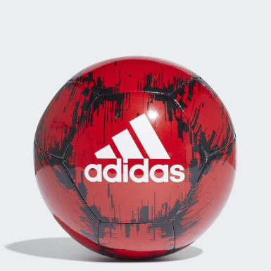 Ballon adidas Glider 2 Rouge Hommes Football