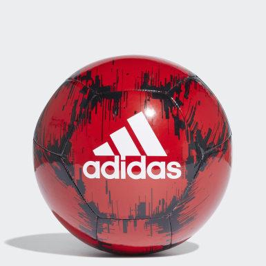 Muži Fotbal červená Míč adidas Glider 2