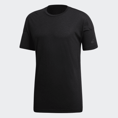 Erkek Athletics Siyah adidas Z.N.E. Tişört