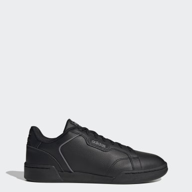 Men Sport Inspired Black Roguera Shoes