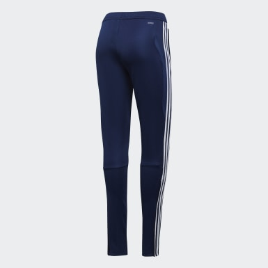 Women Soccer Blue Tiro 19 Training Pants