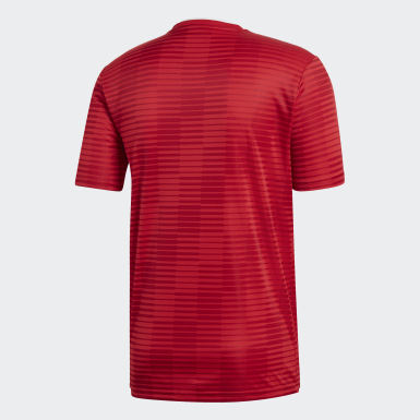 Men Football Red Condivo 18 Jersey