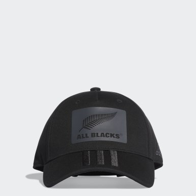 All Blacks 3-Stripes Cap