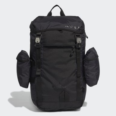Originals Black Adventure Toploader Backpack