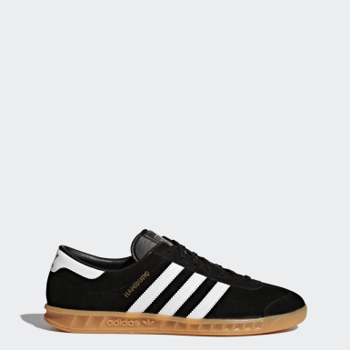 Buty Hamburg Shoes Czerń