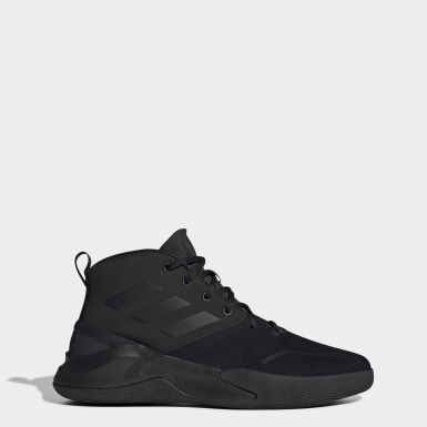 Men's Essentials Black OwnTheGame Shoes