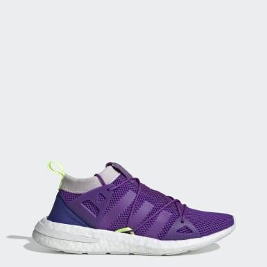 Women Originals Purple Arkyn Shoes