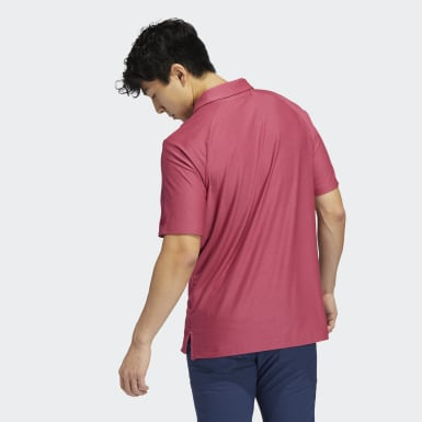 Men Golf Pink Go-To Polo Shirt