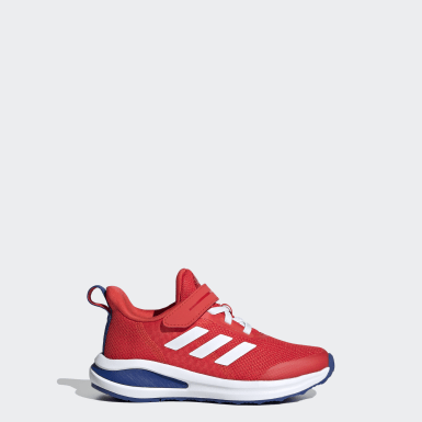 Children Running Red FortaRun Running Shoes 2020