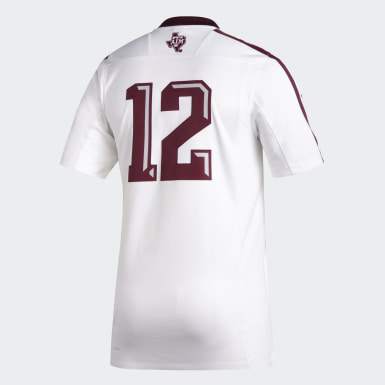 Men's Football Multicolor Aggies Premier Away Jersey