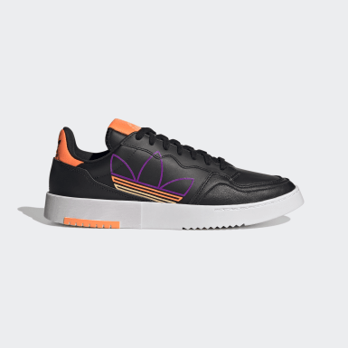 Originals Svart Supercourt Shoes