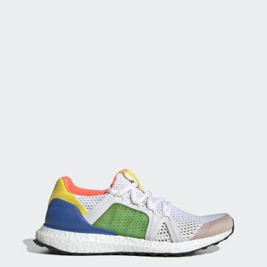 Women adidas by Stella McCartney Green Ultraboost Shoes
