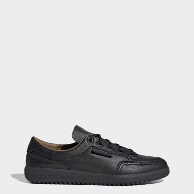 Women Originals Black Garwen Shoes
