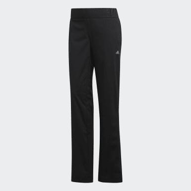 Women Golf Black Climastorm Pants