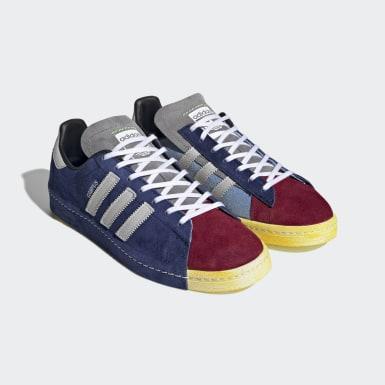 Men's Originals Burgundy Campus 80s SH MITA Shoes
