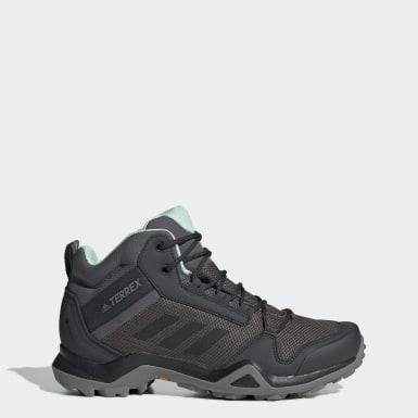 Chaussure de randonnée Terrex AX3 Mid GORE-TEX Gris Femmes TERREX