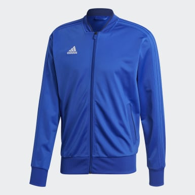 Men Training Blue Condivo 18 Jacket