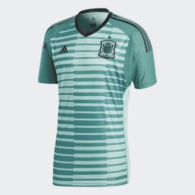 Koszulka bramkarza reprezentacji Hiszpanii