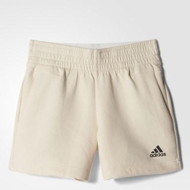 adidas Z.N.E. Shorts Blanco Niña Training