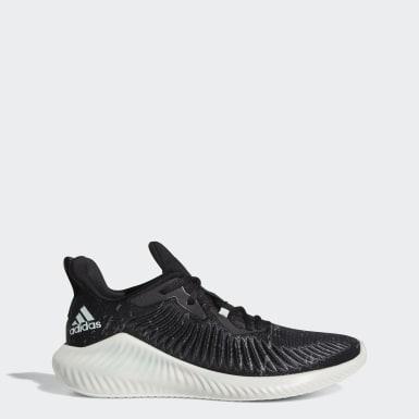 Sapatos Alphabounce+ Run Parley