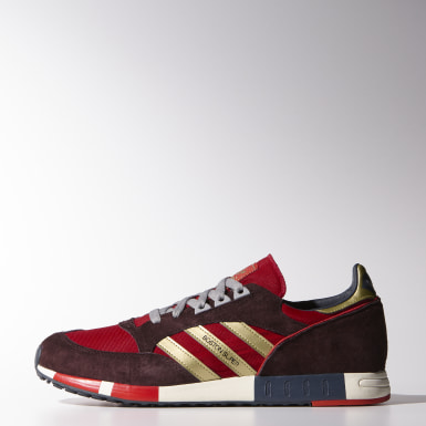 Originals Red Boston Super Shoes