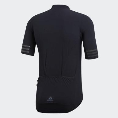 Mænd Cykling Sort Adistar Engineered Woven trøje