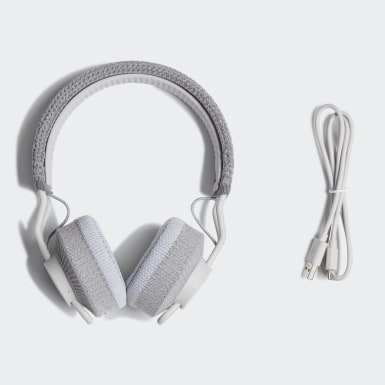 Auriculares de diadema RPT-01 Sport Gris Running
