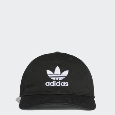 Originals Black Trefoil Classic Cap