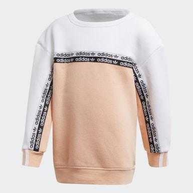 розовый Комплект: джемпер и брюки Crew