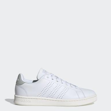 Erkek Sport Inspired Beyaz Advantage Ayakkabı