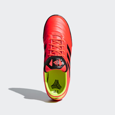 Calzado de Fútbol Copa Tango 18.3 Pasto Sintético Naranja Hombre Fútbol