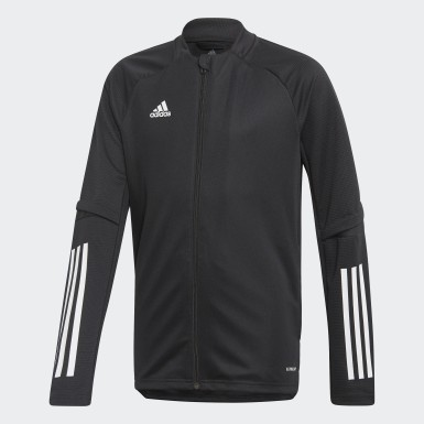 Kids Training Black Condivo 20 Training Jacket