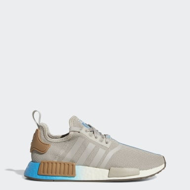 Chaussure NMD_R1 Star Wars Marron Femmes Originals