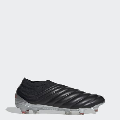 Football Black Copa 19+ Firm Ground Boots