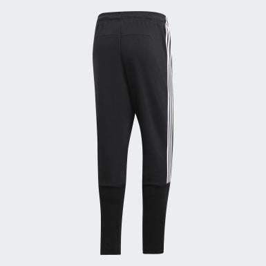Muži Athletics černá Kalhoty Must Haves 3-Stripes Tiro