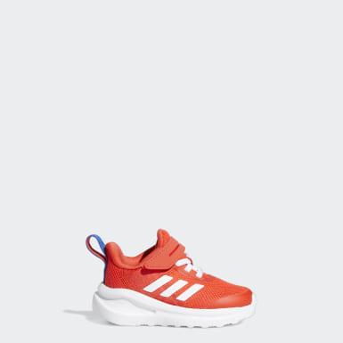 Sapatos de Running FortaRun 2020 Vermelho Criança Treino