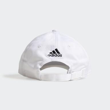 Boné SPFC 3 Stripes H (UNISEX) Branco Futebol