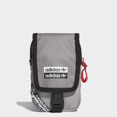 Originals Grey R.Y.V. Festival Bag