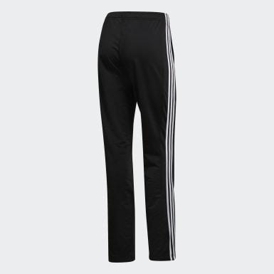 Women Training Black Designed 2 Move Straight Pants