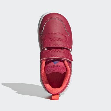 Děti Běh růžová Obuv Tensaurus
