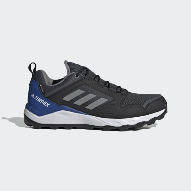 Men TERREX Grey Terrex Agravic TR GORE-TEX Trail Running Shoes