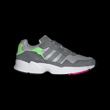 Women Originals Grey Yung-96 Shoes