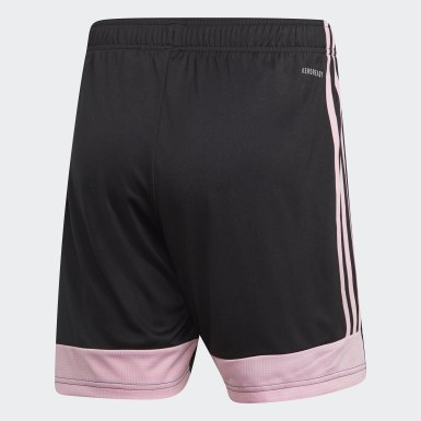 Men Football Black Tastigo 19 Shorts
