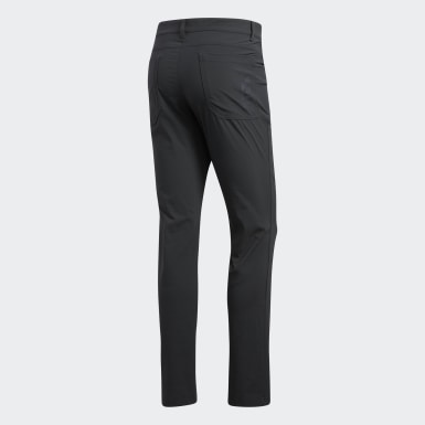 Heren Golf grijs Adicross Beyond18 Five-Pocket Broek