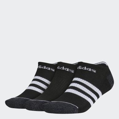 Socquettes invisibles 3-Stripes (lot de 3 paires) multicolore Hommes Entraînement