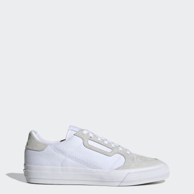 Originals White Continental Vulc Shoes