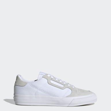 Originals Hvid Continental Vulc sko