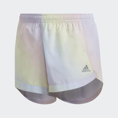 Iridescence Print Shorts