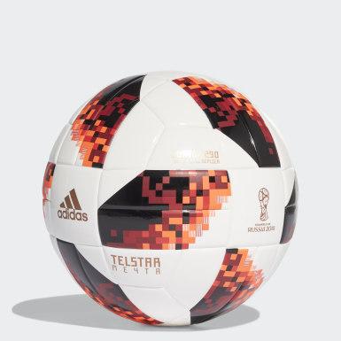 белый Мяч FIFA World Cup Knockout J290